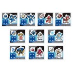 Mega Man Rockman Multipurpose Acrylic Mascot Collection (10 Pack BOX) Capcom
