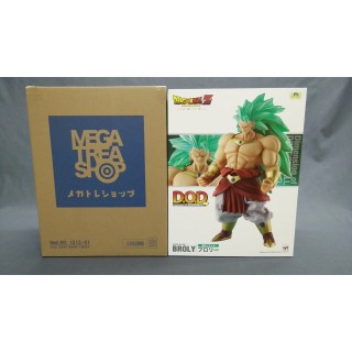 Dragon Ball Z DBZ Dimension of Dragon Ball DOD Broly Super Saiyan 3 Megahouse Collector