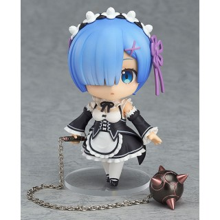Nendoroid Re ZERO Starting Life in Another World Rem Good Smile Company