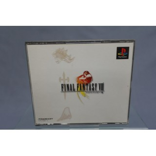 (T3E17) FINAL FANTASY VIII PLAYSTATION 1 PS ONE USED