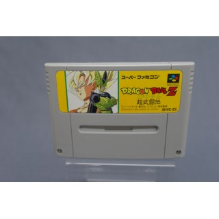 (T1EV) DRAGON BALL Z 1 SUPER BUTODEN 1 SUPER FAMICOM NINTENDO CARTRIDGE ONLY