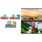3DS Sega 3D Fukkoku Archives 1, 2, 3 Triple Pack