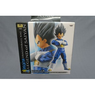 (T5E6B) DRAGON BALL KAI THE LEGEND OF SAIYAN KING OF VEGETA ICHIBAN KUJI BANPRESTO NEW