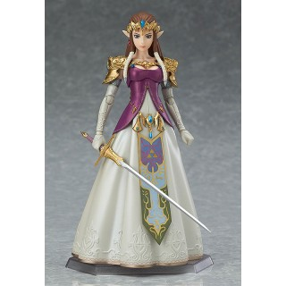 Figma The Legend of Zelda Twilight Princess ver. Good Smile Company