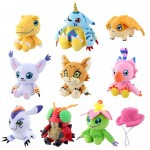Limited Digimon Adventure tri. Partner Digimon stuffed Toy set Bandai