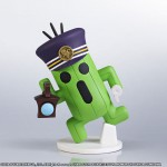 WORLD OF FINAL FANTASY STATIC ARTS mini Cactuar Conductor Square Enix