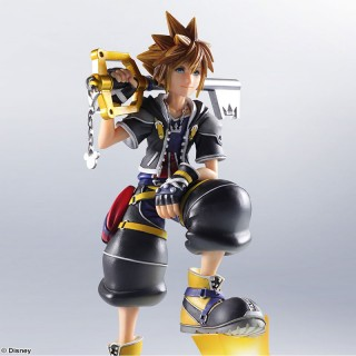 Static Arts Gallery Kingdom Hearts II Sora Square Enix