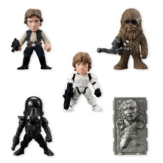 STAR WARS CONVERGE Part.4 10 Pack BOX CANDY TOY Bandai