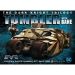 Dark Knight Trilogy Tumbler w/Bane 1/25 Plastic Model Moebius