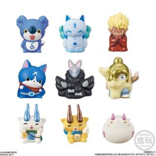 Tomodachi Youkai Daishugo!! The Movie 10 Pack Candy Toy Bandai