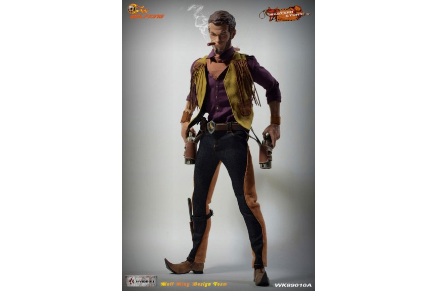 Wolf King Action Figures Redhead Denny Jeans Pants 1//6 Scale