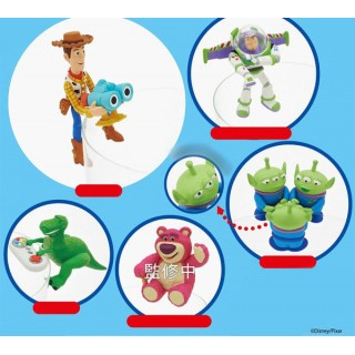 Putitto Toy Story 8 Pack Box Ensky Mykombini
