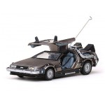 Diecast Model Car Back To The Future Part I De Lorean Mark I 1/43 Vitesse
