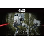 Star Wars Plastic Model Kit 1/48 AT-ST SCOUT TRANSPORT WALKER Bandai