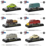 Volkswagen Release VW04 6Item Assortment 1/64 M2 Machines