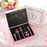 Sailor Moon Stick & Rod Moon Prism Edition Bandai premium