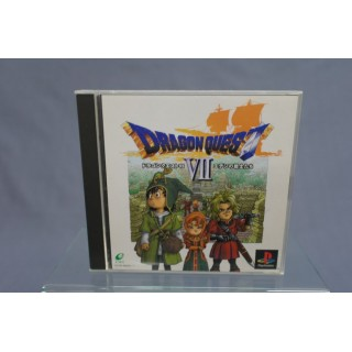 (T3E17) DRAGON QUEST VII PLAYSTATION ONE PS1