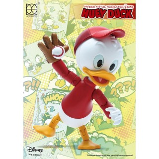 Hybrid Metal Figuration 053 Disney Huey Hero Cross