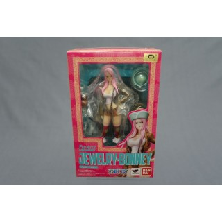 (t3e2) ONE PIECE FIGUARTS ZERO JEWELRY BONNEY BANDAI