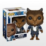 POP! Beauty and the Beast (Live Act Ver.) Beast Funko