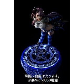 The Seven Deadly sins Leviathan the Image of Envy 1/9 With light-up base Hobby Japan x Amakuni