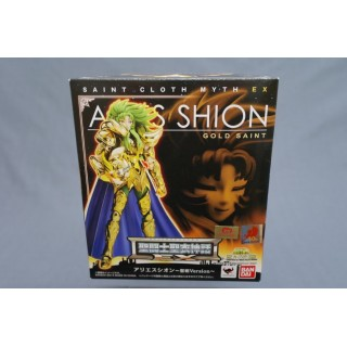 T8E6) SAINT SEIYA MYTH CLOTH ARIES SION SHION EX 40TH ANNIVERSARY