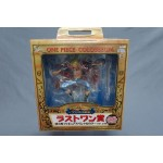 (T11E11) ONE PIECE BATTLE OF COLOSSEUM MYSTERY MAN SABO ICHIBAN KUJI PRIZE THE LAST ONE BANPRESTO