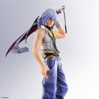 Static Arts Gallery Kingdom Hearts II Riku Square Enix