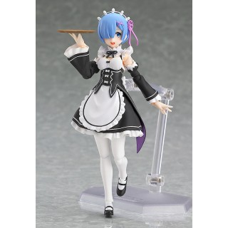 figma Re:ZERO Starting Life in Another World Rem MAX Factory