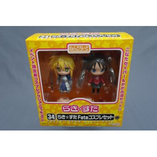 (T6E6B) LUCKY STAR MEETS FATE NENDOROID 34 GOOD SMILE COMPANY