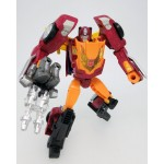 Transformers Legends LG45 Targetmaster Hot Rodimus Takara Tomy