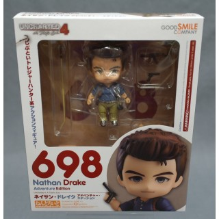 Nendoroid Uncharted 4 A Thief's End Nathan Drake Adventure Edition Good Smile Company