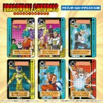DRAGON BALL CARDDASS FIGHTING !! REVENGE AND ABSOLUTE GOD 33 & 34 COMPLETE BOX Bandai