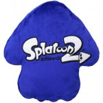 Splatoon 2 Cushion Squid (Bright Blue) San-ei Boeki