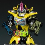SH S.H. Figuarts Kamen Rider Ex-Aid Lazer Hunter Bike Gamer Level 5 Bandai Premium