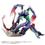 Revoltech EVANGELION EVOLUTION EV-002 EVA-03 Production Model Kaiyodo