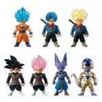 Dragon Ball Adverge 4 (Box of 10 Figures ) CANDY TOY Bandai