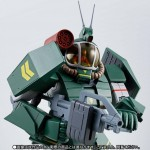 HI-METAL R Soltic H8 Round Facer Taiyou no Kiba Dagram (Fang of the Sun DOUGRAM) Bandai Limited