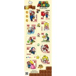 Super Mario Collection Greeting stamp limited edition From Japan Post (release Date 28/06/2017)