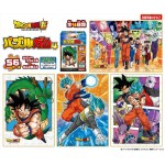 Dragon Ball Super Puzzle Gum Part.4 Set of 8 CANDY TOY Ensky