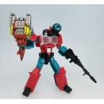 Transformers Legends LG56 Perceptor Takara Tomy