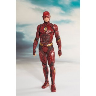 ARTFX+ JUSTICE LEAGUE Flash 1/10 Kotobukiya