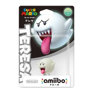 Nintendo 3DS Amiibo Super Mario series teresa Ghost