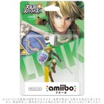 Nintendo 3DS Wii U amiibo link Figure Super Smash Brothers