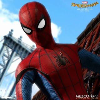 ONE:12 Collective Spider-Man (Homecoming) 1/12 Mezco