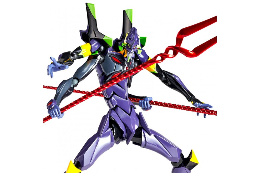 Revoltech Evangelion Evolution Ev 007 Eva 13 Evangelion 3 0 You Can Not Redo Kaiyodo Mykombini