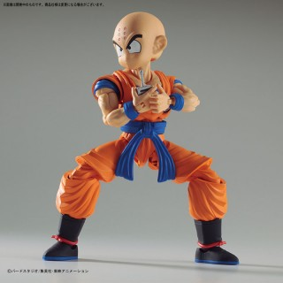 Figure-rise Standard Dragon Ball Z Krillin Model kit Bandai