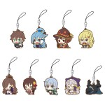 KonoSuba 2 Rubber Strap Collection ViVimus Set of 9 Movic