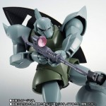 Robot Damashii (side MS) Mobile Suit Gundam MS-14A GELGOOG & C-TYPE EQUIPMENT ver. A.N.I.M.E Bandai Limited