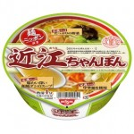 Japanese Cup Noodle Omi Chanpon Dashi Soup